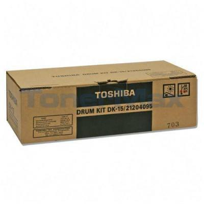 TOSHIBA DP120 DRUM KIT